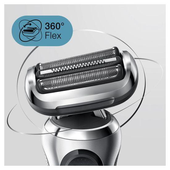 BRAUN Series 7 7200cc Silver