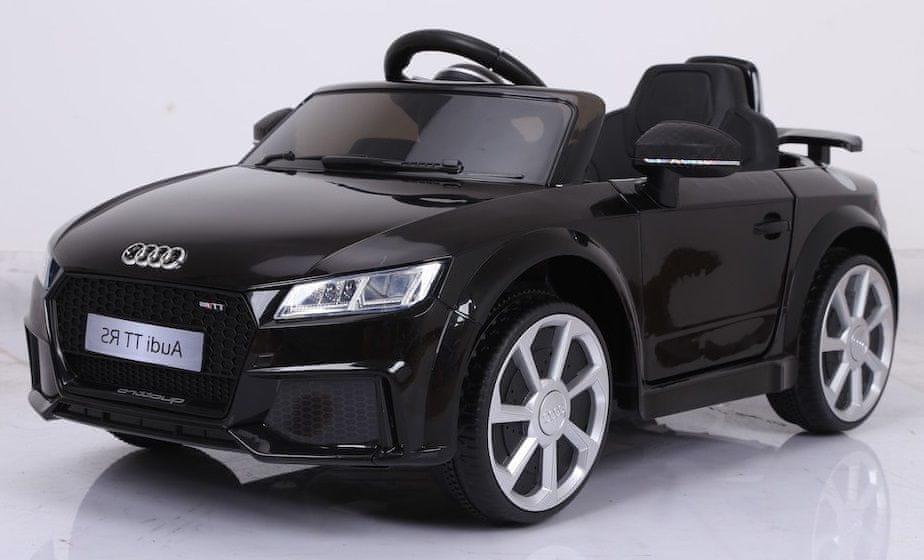 Eljet Dětské elektrické auto Audi RS TT černá