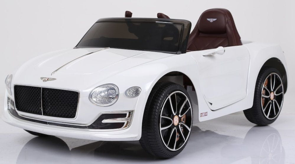 Eljet Dětské elektrické auto Bentley EXP 12 bílá
