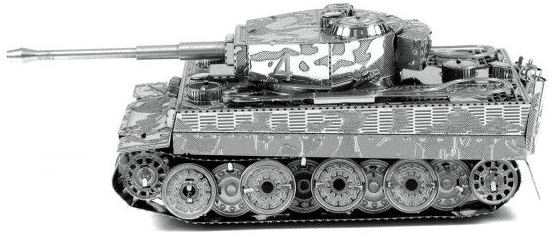 Metal Earth Tank Tiger I.