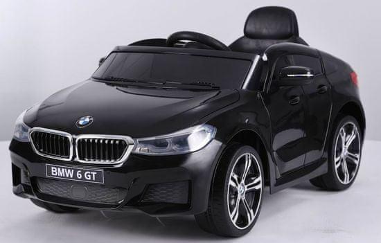 Eljet otroški električni avto BMW 6GT, črn