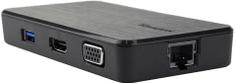 Targus Dokovací stanice USB Multi-Display, USB, VGA, HDMI, GigE ACA928EUZ