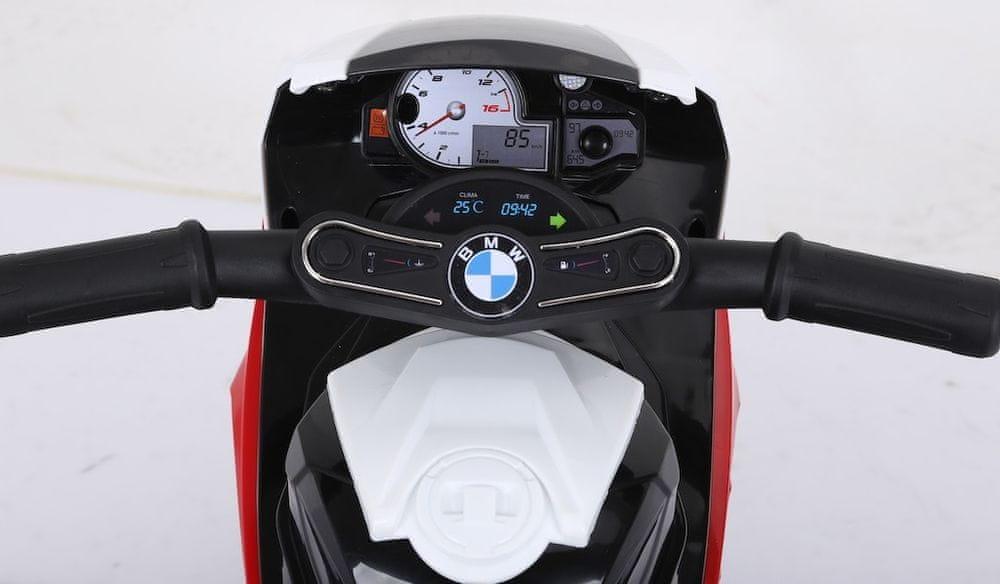 Eljet Dětská elektrická trojkolka BMW S1000 RR