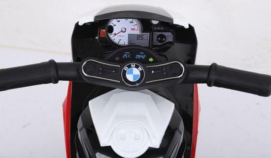 Eljet Detská elektrická trojkolka BMW S1000 RR