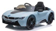 Eljet otroški električni avto BMW i8 Coupe, svetlo moder