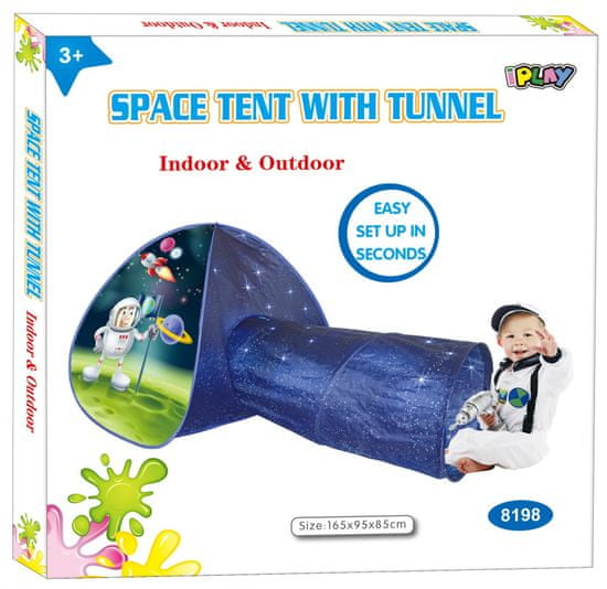 iPlay Namiot z tunelem