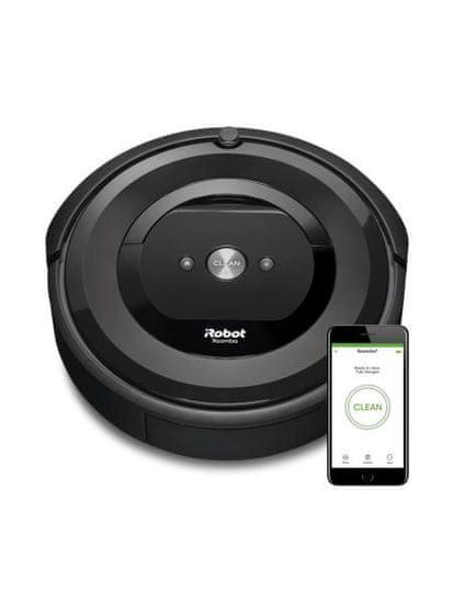 IROBOT robotický vysavač Roomba e5 + Limo Bar Twin Zdarma