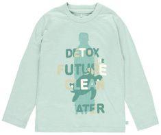 Boboli chlapecké tričko ORGANIC 104 zelená