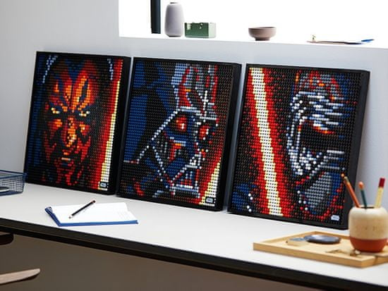 LEGO zestaw Art 31200 Star Wars™ – Sith™