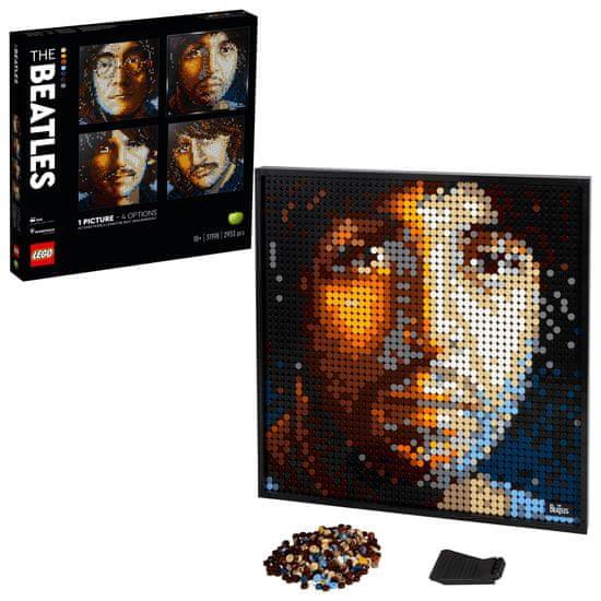 LEGO zestaw Art 31198 The Beatles