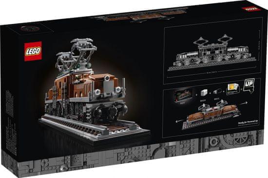 LEGO Creator Expert 10277 Lokomotiva Krokodil