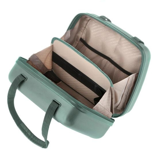 CARRY ON Kozmetický kufrík Skyhopper Olive Beautycase