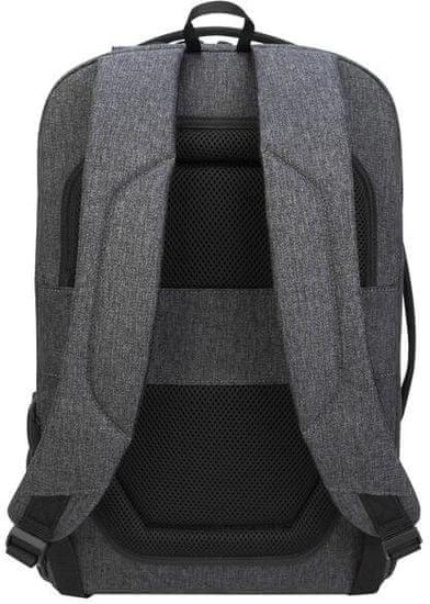 "Targus Batoh na notebook Groove X2 MAX 15"", tmavě šedá TSB951GL"