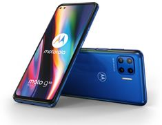 Motorola Moto G 5G Plus, 6GB/128GB, Surfing Blue