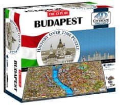 4D Cityscape Budapešť