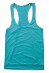 Stedman Dámské sportovní tílko - Výprodej, Turquoise XL