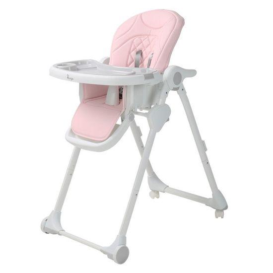 Bo Jungle krzesełko do karmienia B-DINNER CHAIR WHEELY