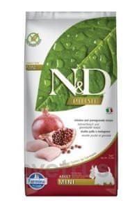 N&D PRIME DOG Adult Mini Chicken&Pomegranat 7 kg