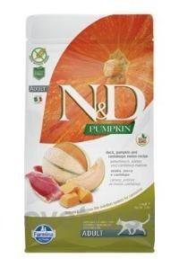 N&D Pumpkin CAT Duck & Cantaloupe melon 1,5 kg