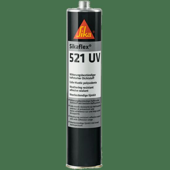 SIKA Sikaflex 521 UV tesnilna masa, črna