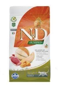 N&D Pumpkin CAT Duck & Cantaloupe melon 5 kg