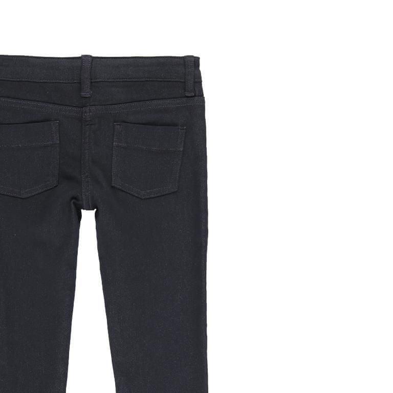 Boboli dívčí kalhoty FOLK FOREVER 110 tmavě modrá