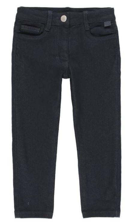 Boboli dívčí kalhoty FOLK FOREVER 128 tmavě modrá