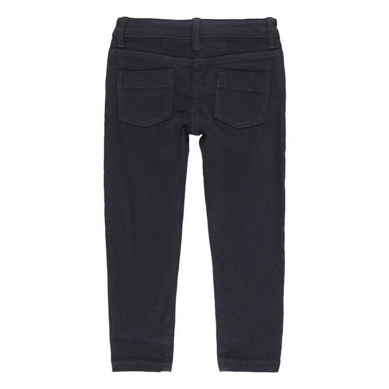 Boboli dívčí kalhoty FOLK FOREVER 104 tmavě modrá