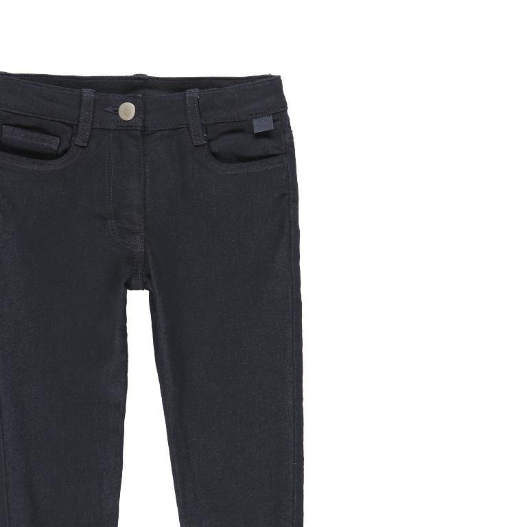 Boboli dívčí kalhoty FOLK FOREVER 122 tmavě modrá