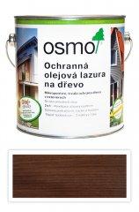 OSMO Ochranná olejová lazura OSMO 2.5l Palisandr 727