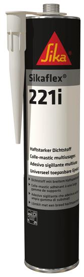SIKA Sikaflex 221i tesnilna masa, bela