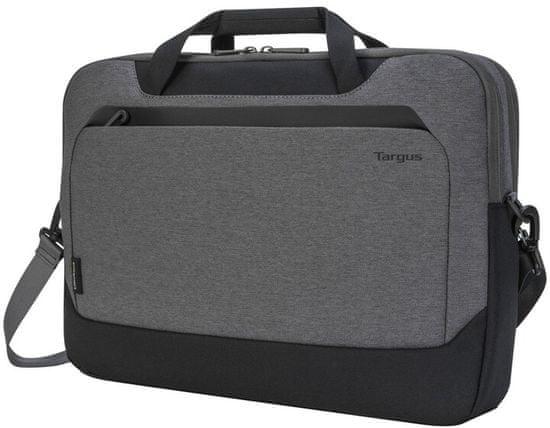 Targus Cypress Briefcase with EcoSmart brašna na notebook 15,6″ TBT92602GL