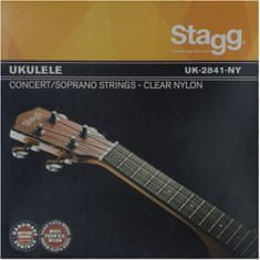 Stagg UK-2841-NY, teraz reťazec pre ukulele