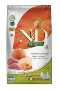 N&D Pumpkin DOG Adult Mini Boar & Apple 2,5 kg