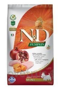 N&D Pumpkin DOG Adult Mini Chicken&Pomegranat 2,5 kg