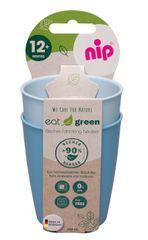 NIP green line kalíšek, 2 ks - zánovní