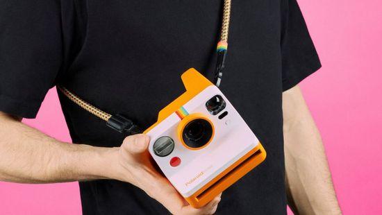 POLAROID Camera Strap Round pasek