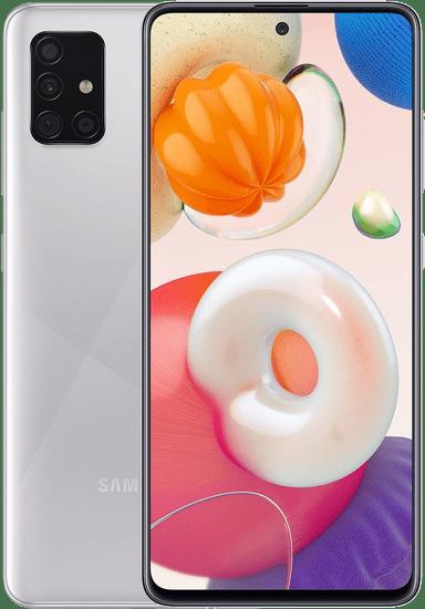 Samsung Galaxy A51, 4GB/128GB, Silver