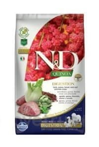 N&D Quinoa DOG Digestion Lamb & Fennel 2,5 kg