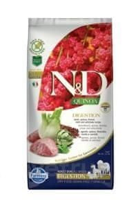 N&D Quinoa DOG Digestion Lamb & Fennel 7 kg
