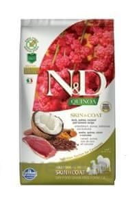 N&D Quinoa DOG Skin & Coat Duck & Coconut 2,5 kg
