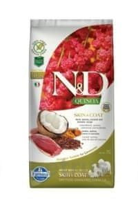 N&D Quinoa DOG Skin & Coat Duck & Coconut 7 kg