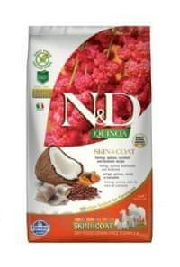 N&D Quinoa DOG Skin & Coat Herring & Coconut 2,5 kg