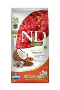 N&D Quinoa DOG Skin & Coat Herring & Coconut 7 kg