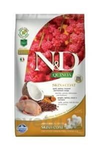 N&D Quinoa DOG Skin & Coat Quail & Coconut 2,5 kg