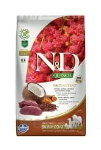 N&D Quinoa DOG Skin & Coat Venison & Coconut 2,5 kg