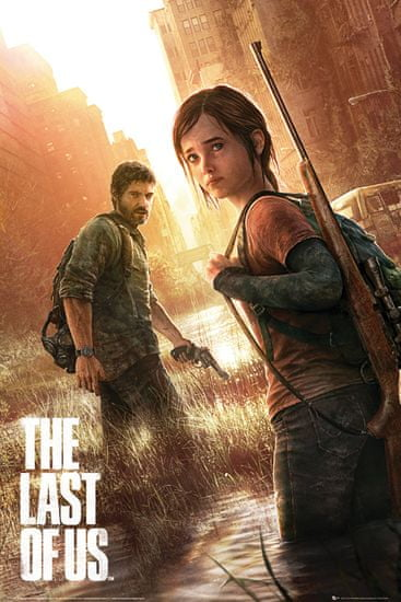 The Last of Us poszter - Key Art
