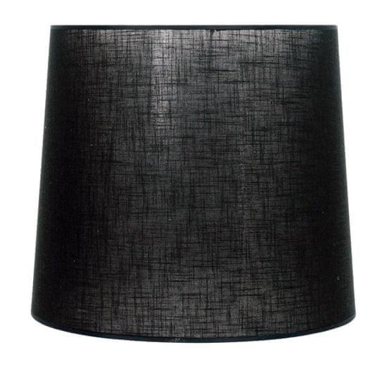 Artelore Abażur S czarny 40 x 35 cm