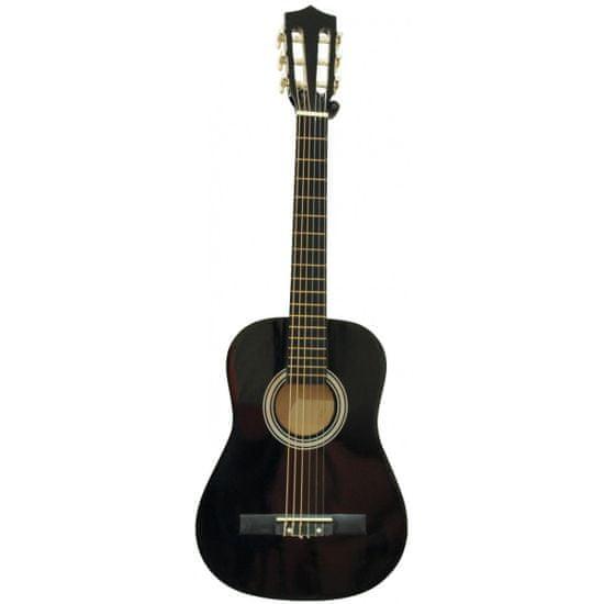 Dimavery AC-303, klasická kytara 1/2, černá