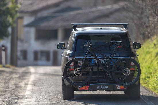 Menabo Alcor 2 nosilec za kolesa
